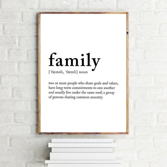 Family definition noun definition family meaning family for Decor definition