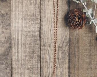 Pinecone Necklace | #23