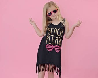 Beach Please, Beach Dress, Frill Dress, Swim Cover Up, Swim Suit Cover Up, Beach Cover Up, Summer Dress, Beach Outfit, Beach Shirt, Cover-Up
