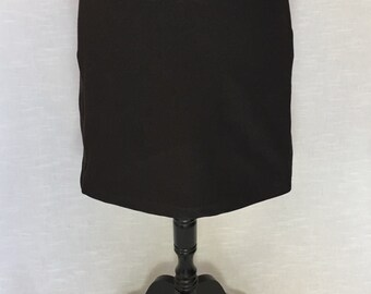 Fitted Golf/Tennis Skirt with 2 Side Pockets (Size 8)