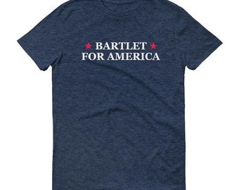 Bartlet for America West Wing - Men's Tee Shirt