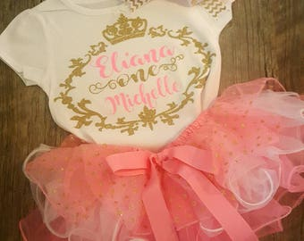 Half Birthday, First Birthday, Birthday Girl, Can Customize Any Way You'd Like