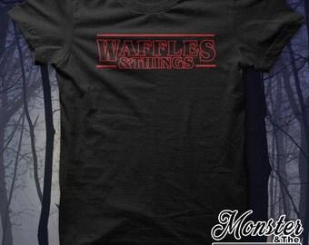 Waffles & Things Ringspun T-Shirt