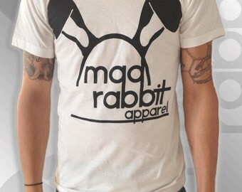 Mad Rabbit Tee (All Listed Sizes Available)