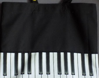 Tickling the Ivories! Tote