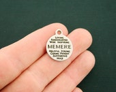 Memere Stainless Steel Charms - Exclusive Line - Quantity Options - BFS1625 NEW6