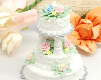 1:12 Wedding Cakes Kit