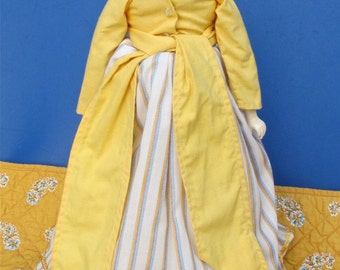 Red Headed Lady, Reproduction China Doll