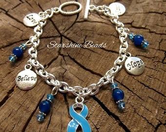 Tourettes Bracelet Etsy
