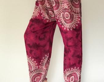 CH0036 Lady Genie Pants woman fashion Trouser, Gypsy Pants Rayon Pants,Aladdin Pants Maxi Pants Boho Pants