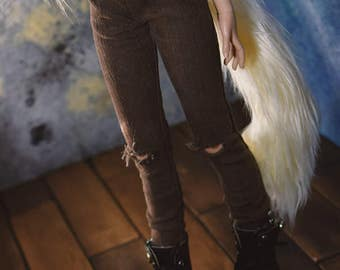 1/4 pants for MSD Soulkid NL Body or similar dolls.