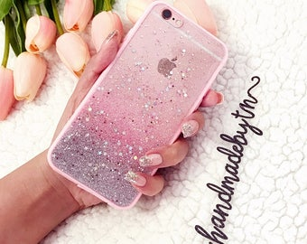 Cherry Blossom Clear iPhone 7 case iPhone 7 Plus case iPhone 6S case iPhone 6S Plus case iPhone 6 case iPhone 6 Plus case iPhone SE case