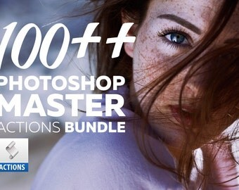 Photoshop Master - Actions Bundle