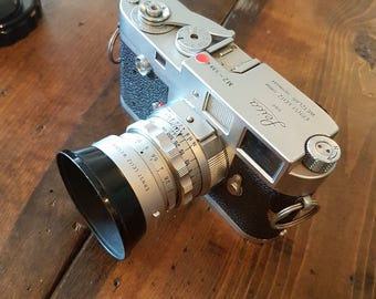 Leica M2 camera package with lenses