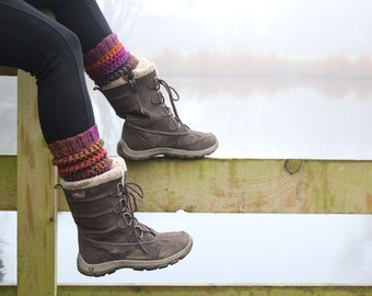 PATTERN: Crochet Leg warmers Pattern PDF