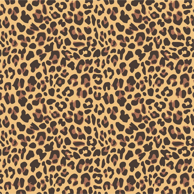 Leopard Print Vinyl Craft Vinyl Cheetah By Graphicmaster1