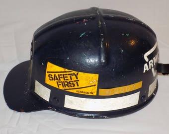 Rare MSA Comfo Cap Coal Miners Helmet  Vintage