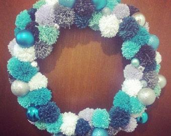 Poof Wreath