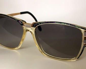 CAZAL 80s vintage sunglasses