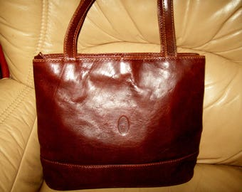 Ladies gazelle  brown handbag