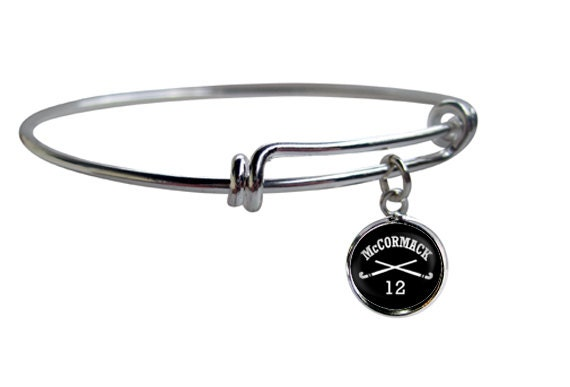 field hockey bracelet personalized gift for player team
