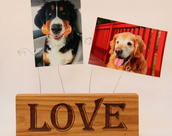 LOVE Picture Holder