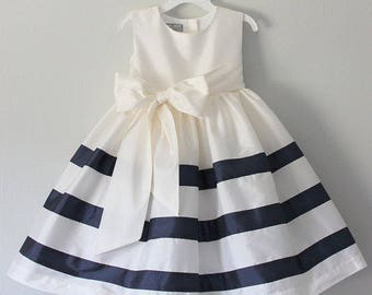 NAUTICAL Dress SWATCH ONLY
