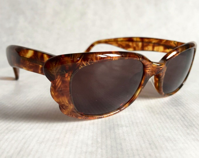 KENZO Jungle Alize Vintage Sunglasses Made in France - New Old Stock