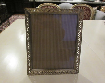GOLD METAL PICTURE Frame