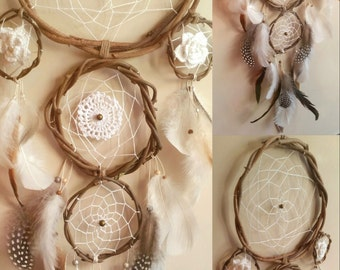 Catcher - dreams woven wood crowns