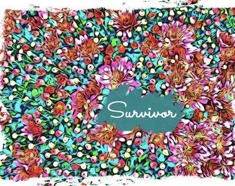 Ovarian Cancer Survivor Tee Shirts