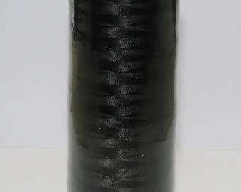 Madeira Rayon Embroidery Thread #40-Black-5500 Yards