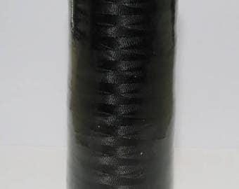 Madeira Rayon Embroidery Thread #40-Black-5500 Yards