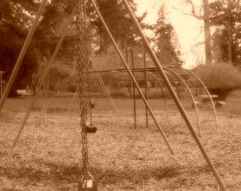 Eerie Playground