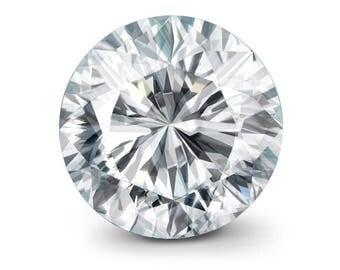 0.78ct E VS2 GIA - Loose Diamond - GIA Certified Round Brilliant Diamond - Round Cut Diamond -Natural White Diamond - Diamond SALE