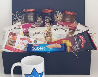 Fathers Day Hamper - With Matching Dad Star Mug and Coaster