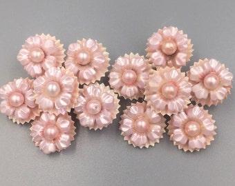 Coro pearl earrings | Etsy