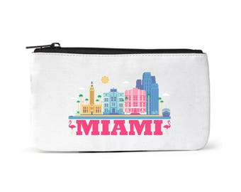 City Living - Miami pouch