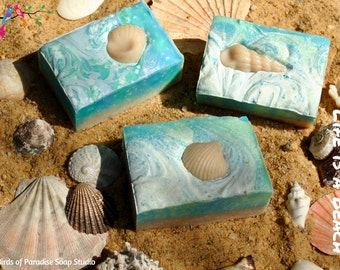 Life is a Beach - Shea Butter Sea Salt Bar