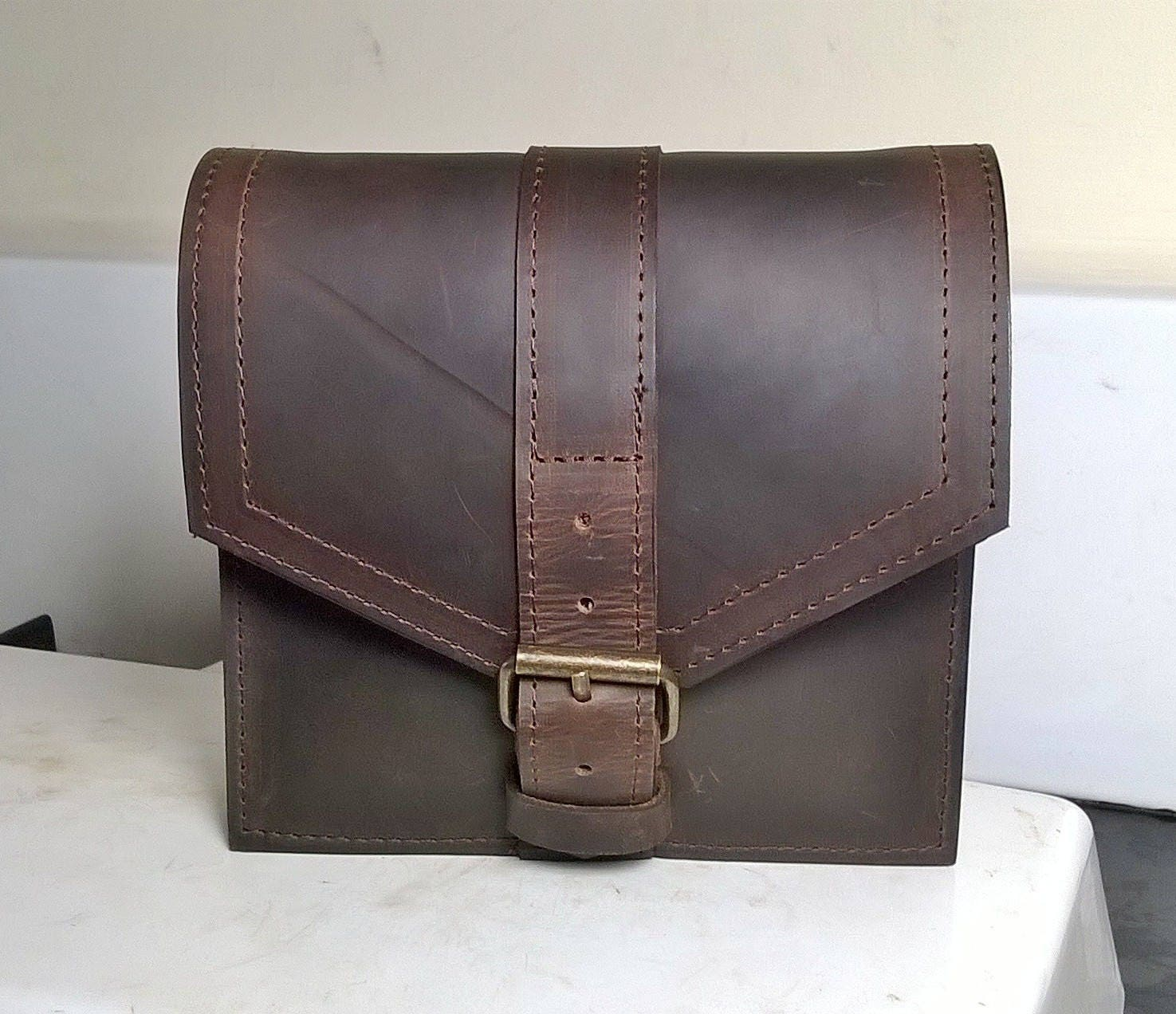gentleman s leather belt bag leather tool bag leather