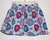 Everest and Skye Skirt, Paw Patrol Skirt, Girls Skirt, Baby Girl Skirt, Toddler Skirt Paw Patrol Skirt, Paw Patrol Skye and Everest Skirt