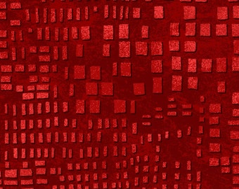 Colorland by Kona Bay - Colorland Red - Cotton Woven Fabric