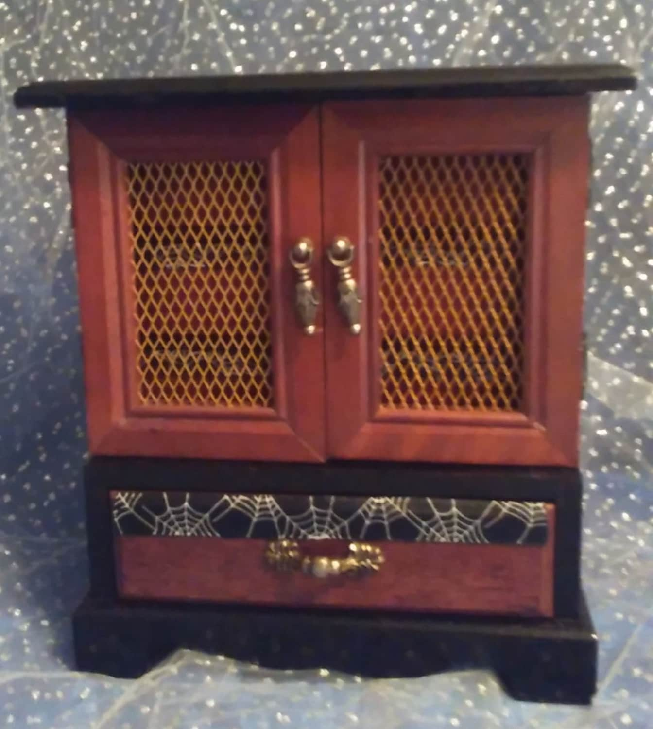 The Witch's Armoire contains over 25 items for by MyGrubbyHalo