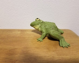 Ceramic Yard Frog (#864)