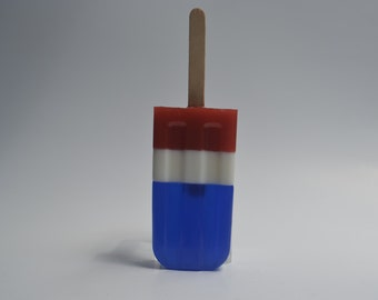 POPSICLE Soap (Banana Cream, Candy Corn, Golden Girls, Green Apple Tango, Patriotic, Pink Lemonade, Tangerine Dream, Neapolitan)