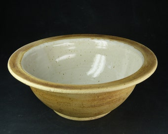 Cereal Bowl in earthy colours