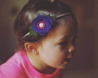 Evelyn Bloom Headband