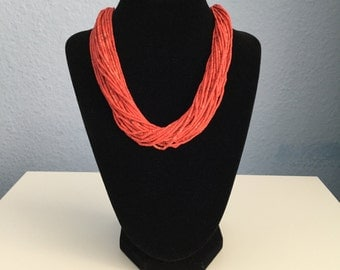 Elegant Handmade Necklace