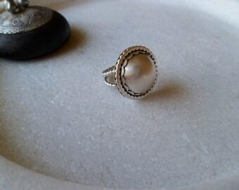 Paisley Pop ring