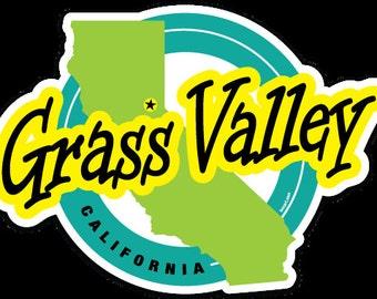 Grass Valley Graffiti